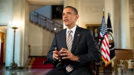 Weekly Address: President Obama Offers Easter and Passover Greetings