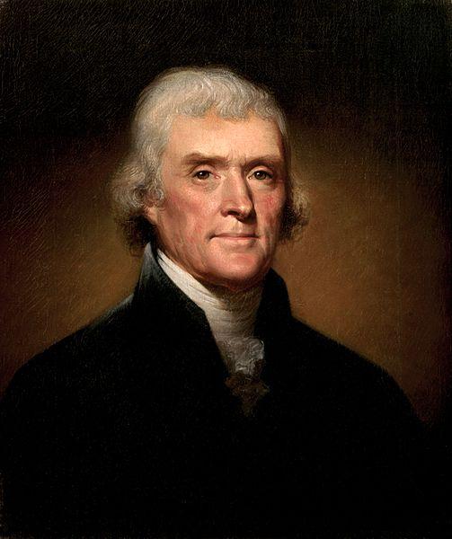 Thomas Jefferson on Taxation
