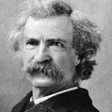 Happy April 1st from Mark Twain