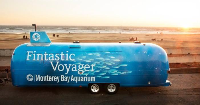 Monterey Bay Aquarium's 'Fintastic Voyager' Sets Sail at Summer Venues