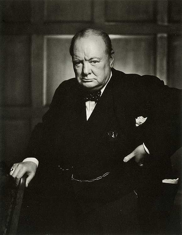 """The End of the Beginning"" A Quote To Keep You Going from Winston Churchill"