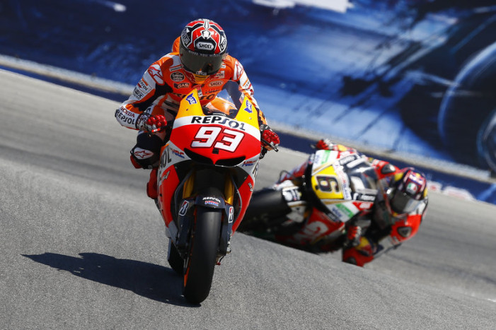 Márquez makes it back-to-back wins at Laguna Seca ~ By Joseph Caron Dawe