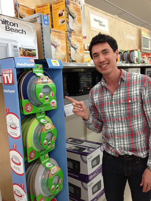 Walmart Competition Gives Entrepreneurs the Chance to 'Get on the Shelf'