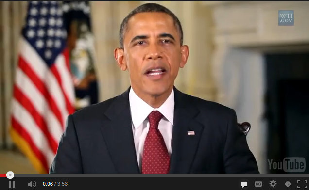 President Barack Obama's Weekly Address, August 17, 2013