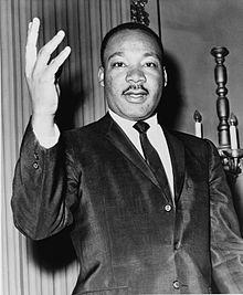 Martin Luther King, Jr. on Faith