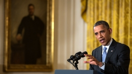 President Obama Comments on Domestic Surveillance