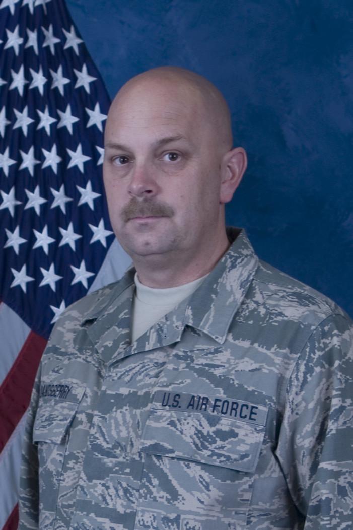 Master Sgt. Michael Landsberry, Reno Teacher Was A Decorated Nevada Guard Airman