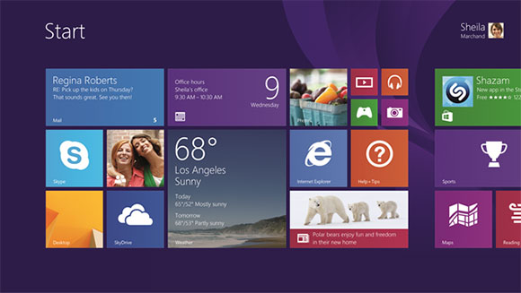 Microsoft Releases Free Windows 8.1 Update