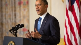 President Says Agreement is First Step In Taming Iran's Nuclear Ambitions