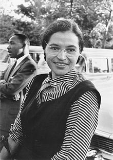 A Quote From Rosa Parks