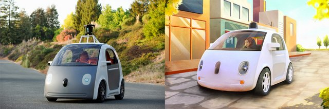 Google Plans Self Driving Prototypes
