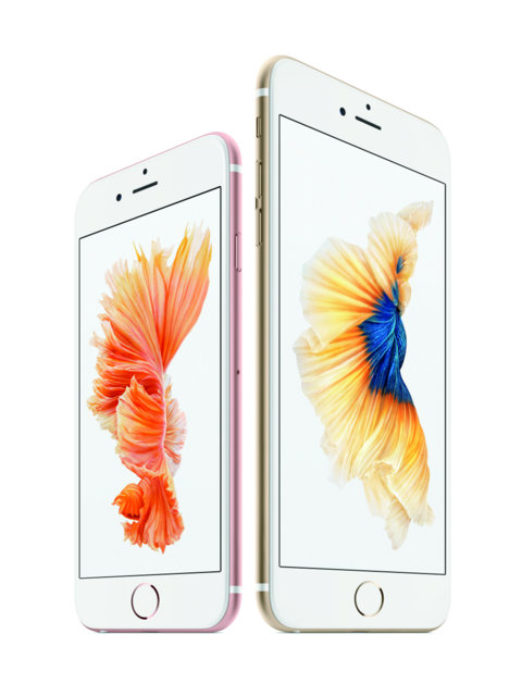 Apple Introduces iPhone 6s & iPhone 6s Plus