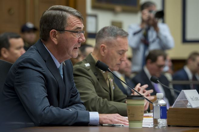 Dunford: ISIL Wants U.S. to Be Impetuous in Iraq, Syria