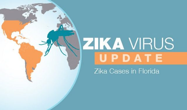 Advice From CDC For People In Or Traveling To Zika Affected Areas In Florida