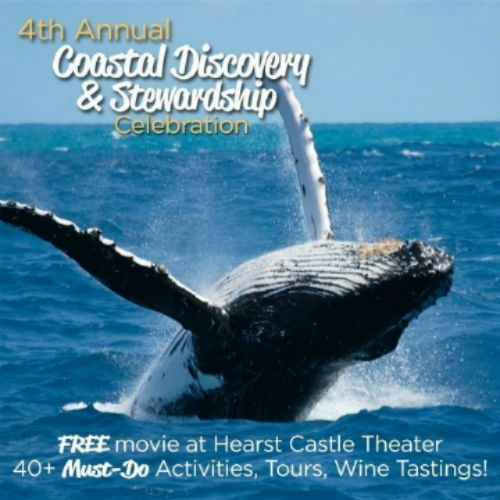 Fourth Annual Coastal Discovery & Stewardship Celebration January 13th – February 28th, 2017