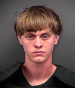 Dylann Roof, Shooter In The Charleston Church Massacre Sentenced To Death ~ By Yvonne Dudley