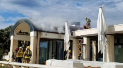 Residential Structure Fire In Pebble Beach
