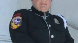 Memorial Service For Fire Captain Julie Freeman