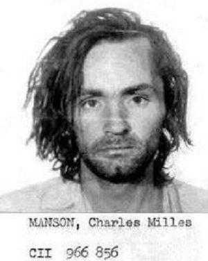 Charles Manson 1934 -2017