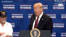 Trump Signs Veterans Affairs Funding Bill in Las Vegas