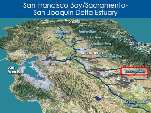 State Water Board Adopts 40% Unimpaired Flow Plan for Lower San Joaquin River and Southern Delta, Severe Impacts Feared for Reservoir Water Storage