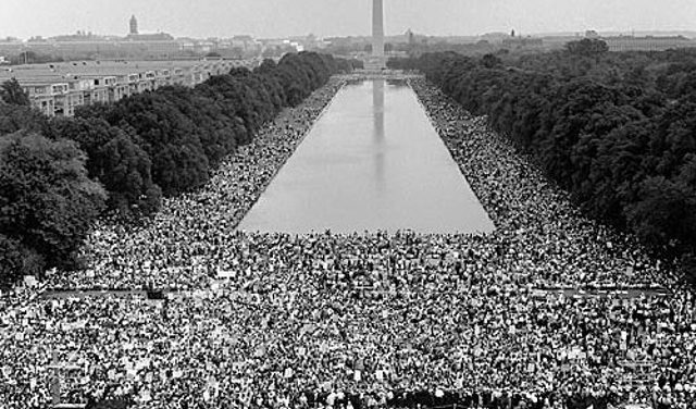 """Dr. Martin Luther King, Jr's. """"I Have A Dream"""" Speech As Delivered August 28, 1963"""