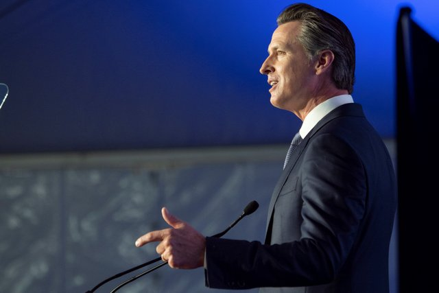 "Governor Newsom's Inaugural Address: ""A California For All"""