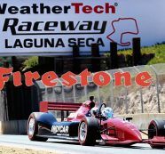 Firestone Announced as Title Sponsor of the IndyCar®Firestone Grand Prix of Monterey