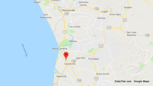 Traffic Update…..Head on Fatality in Castroville Area Near Sr1 N / Sr183