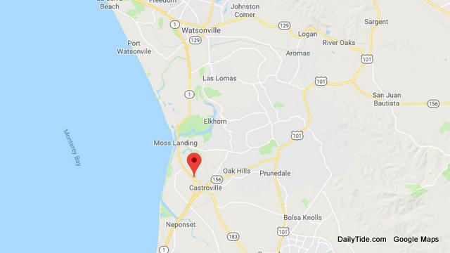Traffic Update…..Head on Fatality in Castroville Area Near Sr1 N / Sr183