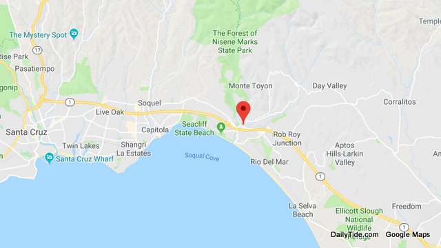 Traffic Update….Vehicle vs Bicyclist Near Trout Gulch Rd / Soquel Dr