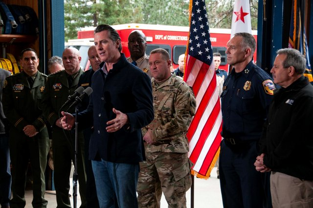 Update from the Governor on Wildfire Prevention, Wildfire Damages & More