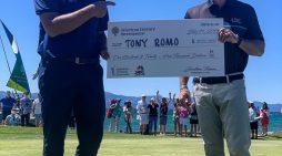 Tony Romo Takes Another American Century Championship at Lake Tahoe!