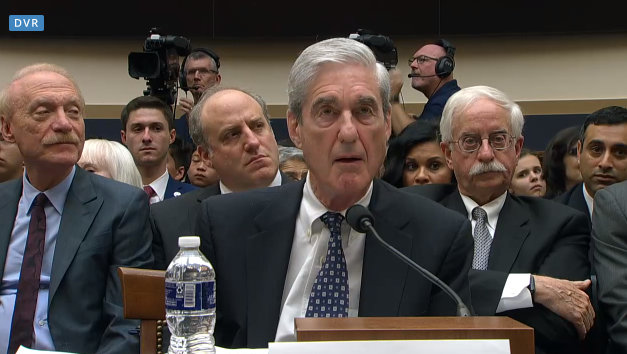 Mueller Report Congressional Hearing