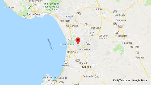 Traffic Update…Injury Collision on Castroville Blvd