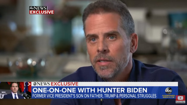 Hunter Biden on Relationship with His Dad & Addiction Battle