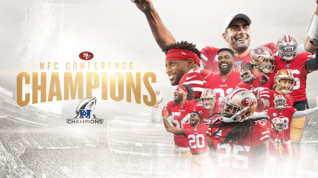 The San Francisco 49ers are Headed to Super Bowl LIV