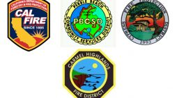 Kayaker in Distress Rescued By Pebble Beach CSD,  Carmel Highlands, and Cypress FPD