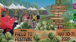 Make Plans Now to Attend the 61st Artichoke Festival is May 30 & 31, 2020