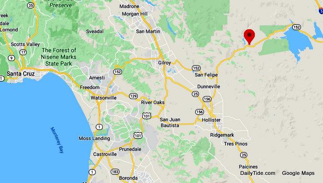 Traffic Update….Fatality Near Hwy 152 & El Toro
