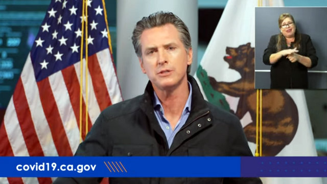 The Latest COVID-19 Update from Governor Gavin Newsom